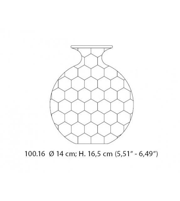 Pronta consegna - Monofiore Balloton 100.16 Venini Vaso
