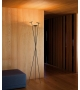 Skan 3 Led Floor Lamp Vibia