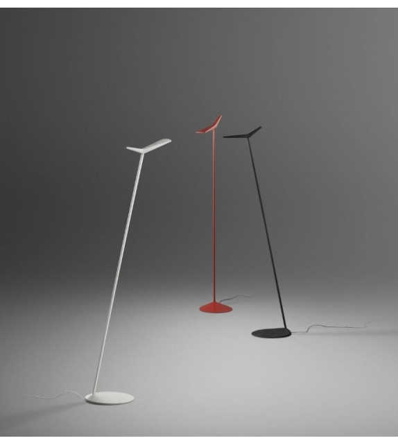 Skan Floor Lamp Vibia