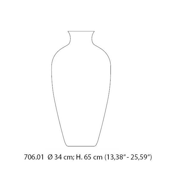 Ready for shipping - Labuan 706.01 Venini Vase