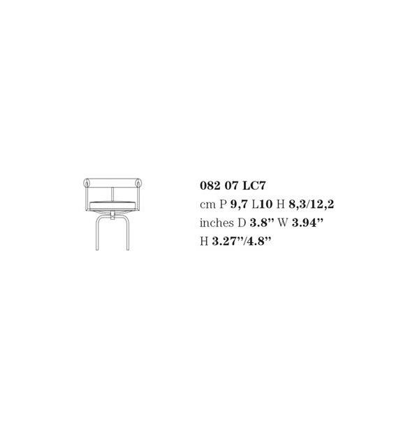 LC7 Cassina Miniature