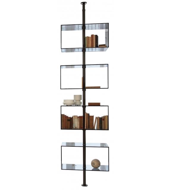 Domino Porada Bücherregal