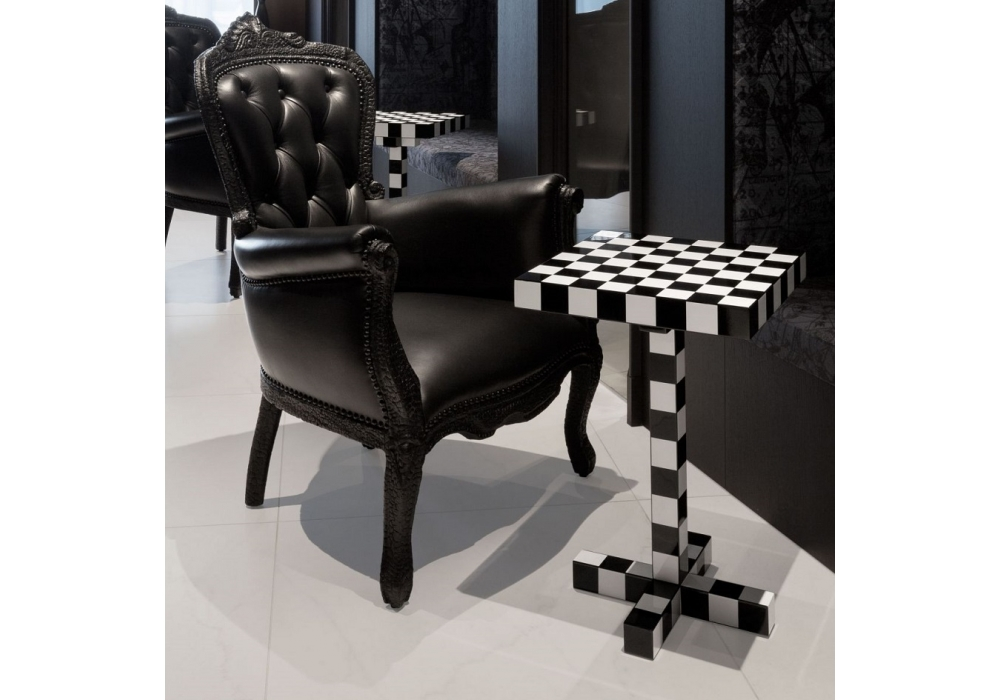 Exceptional Chess Table Small Table Moooi