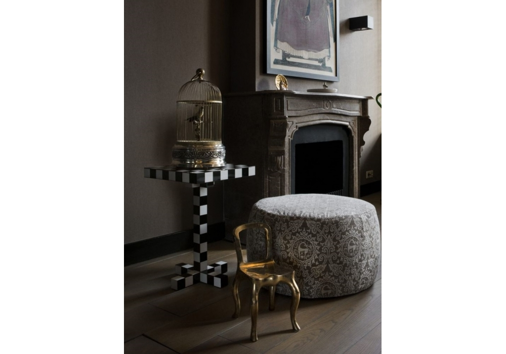 Lovely Chess Table Small Table Moooi