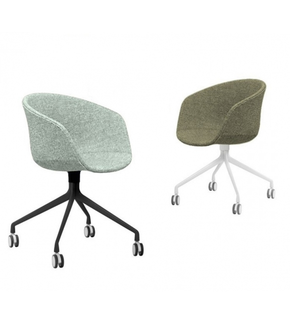 About a Chair AAC 25 Hay Poltrona Girevole