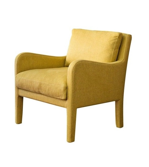 Forrest Soft Meridiani Small Armchair