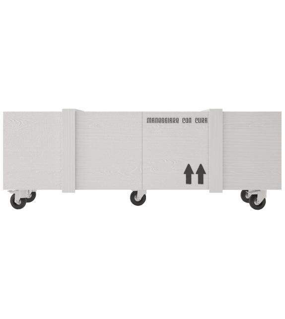 Fragile Minotti Italia Sideboard / TV-Ständer