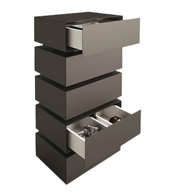 Nyc Minotti Italia Commode Modulable / Table de Chevet