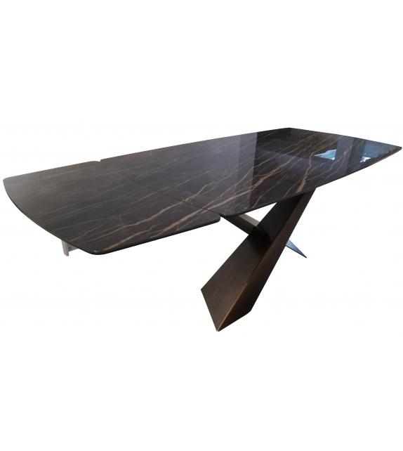 Versandfertig - Living Riflessi Tisch