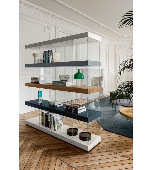 Air Shelf Lago Bibliothèque
