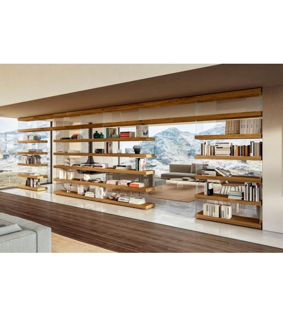 Air Shelf Lago Bookcase