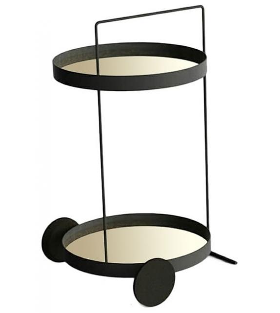 Atollo Minotti Italia Trolley / Coffee Table