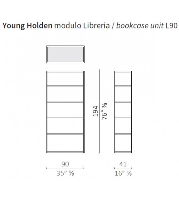 Young Holden Librería Ceccotti Collezioni
