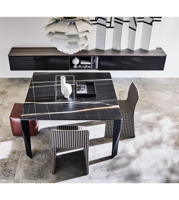 Diamond Square Table Molteni & C