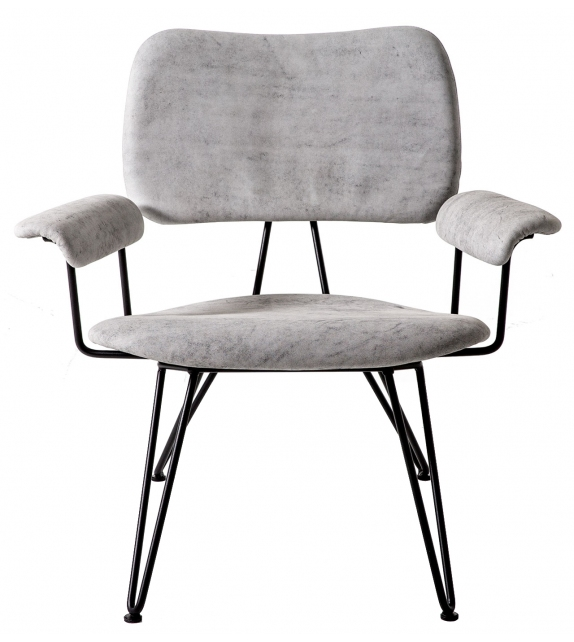 Overdyed Reloaded Diesel with Moroso Lounge Chair
