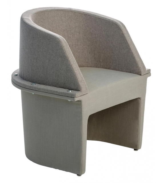 Assembly Diesel with Moroso Petit Fauteuil