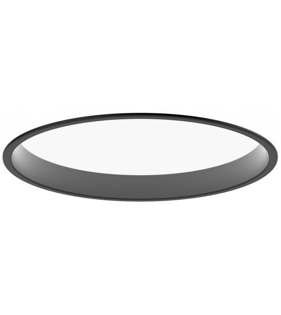 LP Circle Louis Poulsen Recessed Plafón