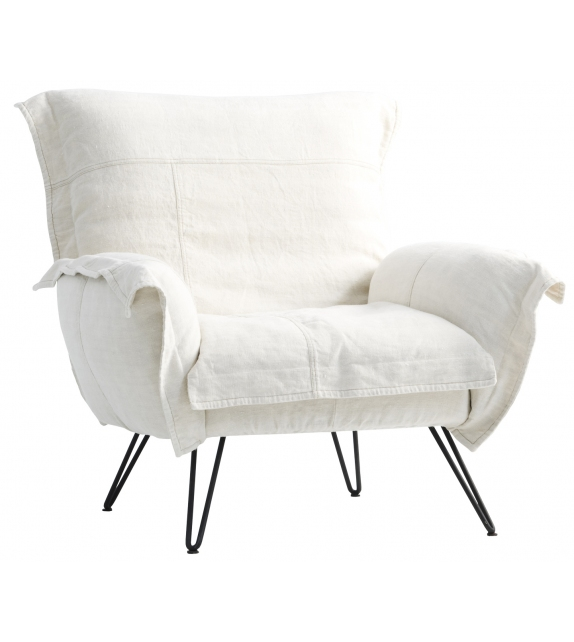 Cloudscape Chair Fauteuil Diesel with Moroso