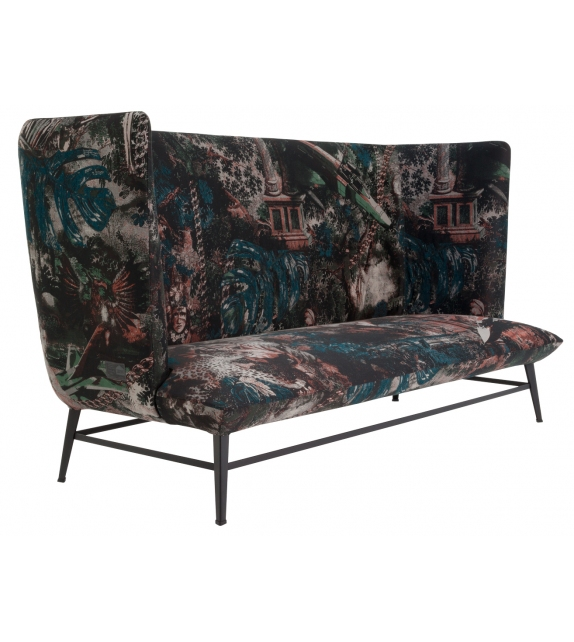 Gimme Shelter Diesel with Moroso Sofa