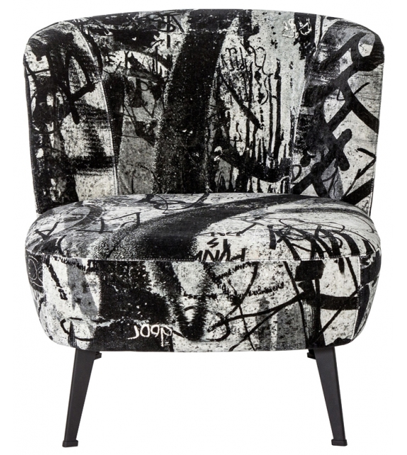 Gimme Shelter Fauteuil Diesel with Moroso