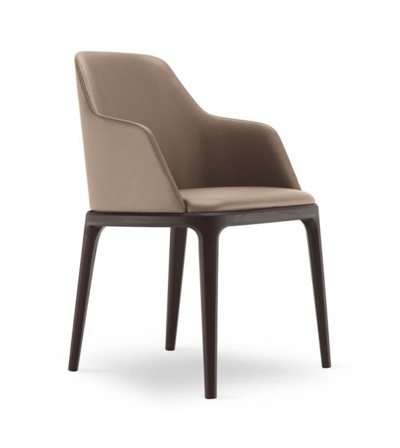 grace stuhl mit armlehne poliform milia shop. Black Bedroom Furniture Sets. Home Design Ideas