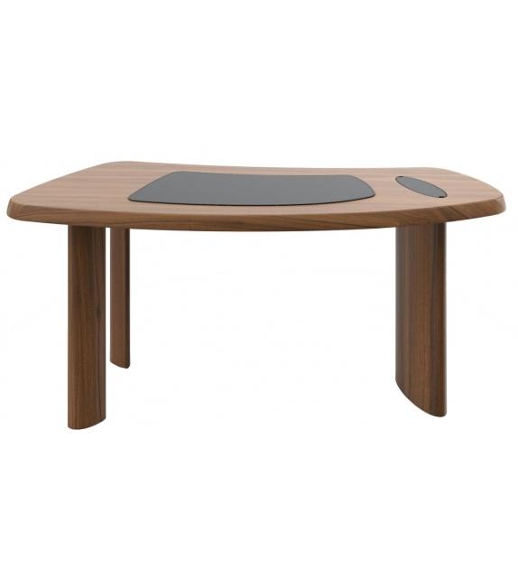 538 Petit Bureau En Forme Libre Cassina Table