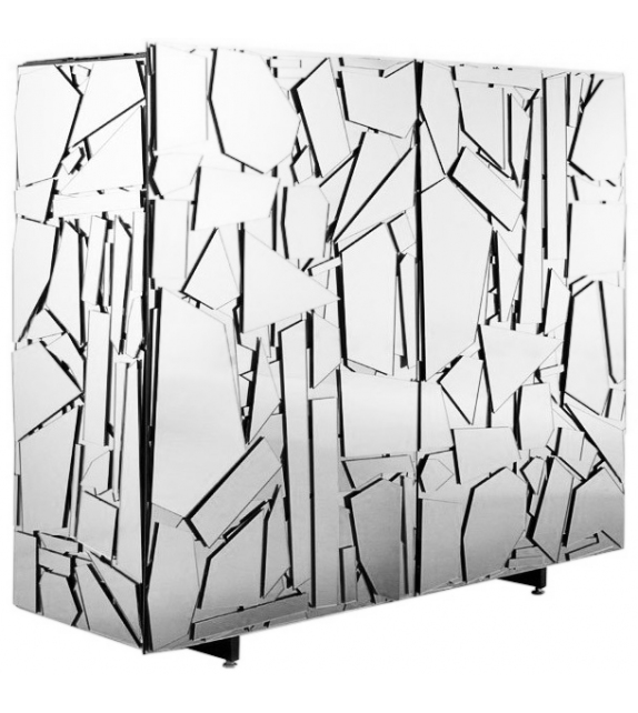 Ready for shipping - Scrigno Edra High Sideboard