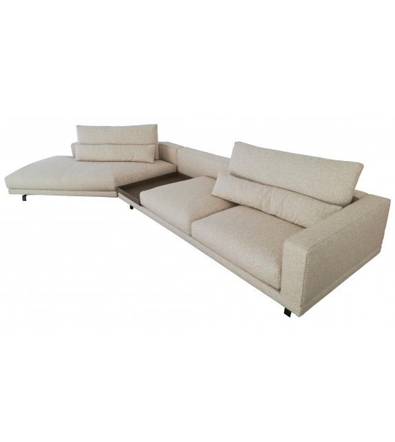 Versandfertig - Octave Molteni & C Sofa