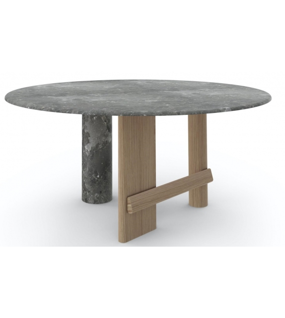559 Sengu Cassina Table with Marble Top