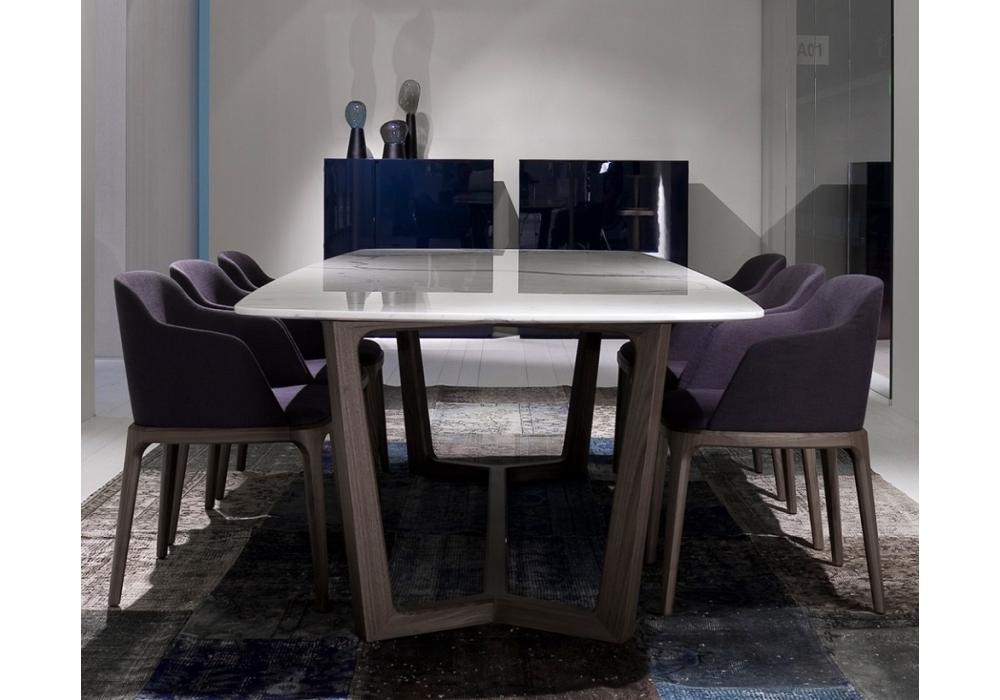 Concorde tavolo poliform milia shop - Tavoli design low cost ...
