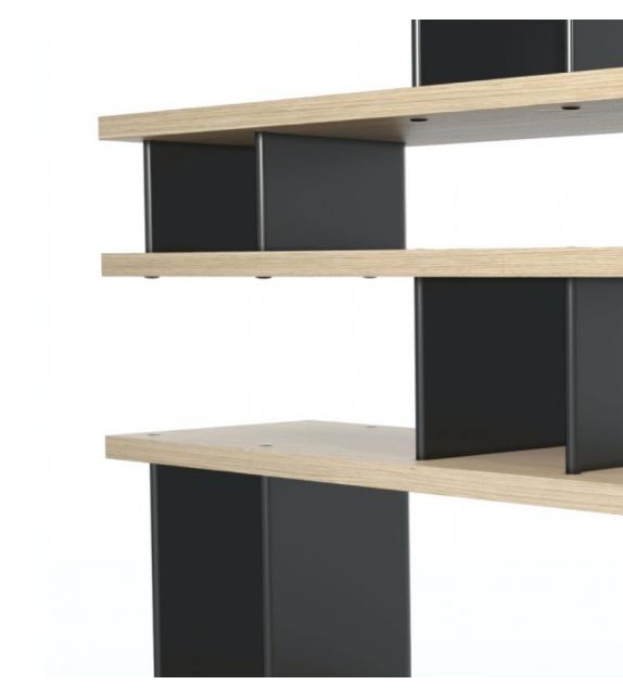 Nuage à Plots Cassina Wall Bookshelf