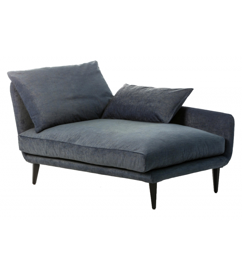 Diesel with Moroso Chaise Longue Sister Ray