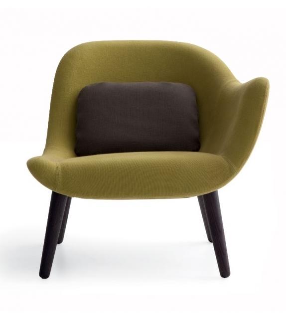 mad chair sessel mit armlehne poliform milia shop. Black Bedroom Furniture Sets. Home Design Ideas