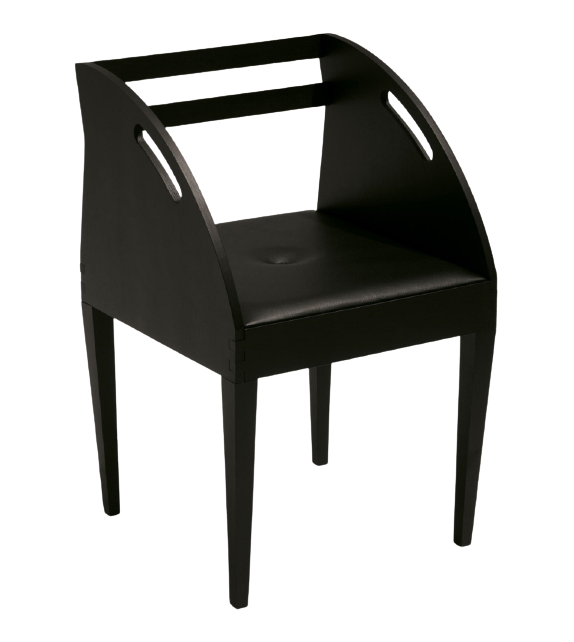 Dry Giorgetti Padded Small Armchair