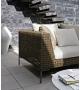 B&B Italia Outdoor Sofa Charles Outdoor