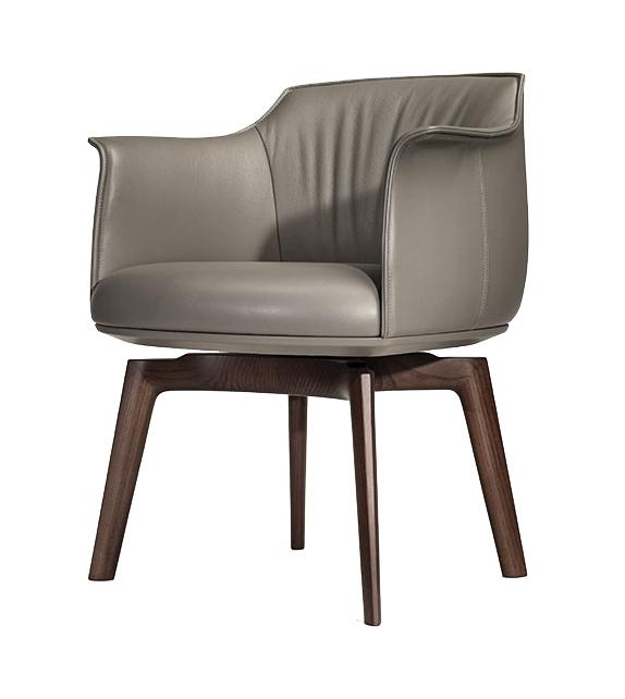 Archibald Dining Chair Poltrona Frau Chaise