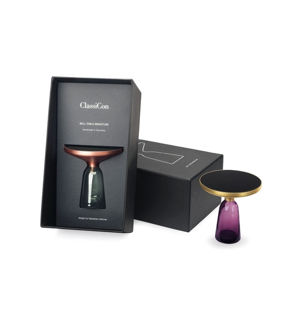 Bell Side Table ClassiCon Miniatur