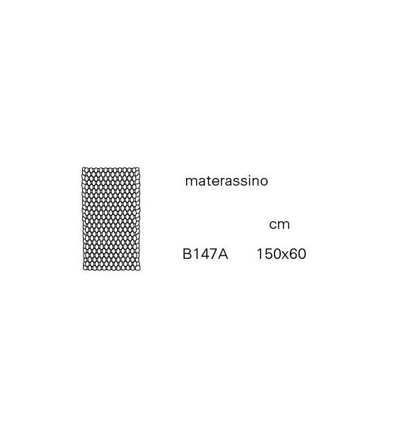 Miramar Paola Lenti Materassino