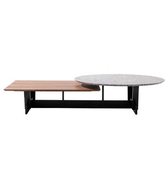 Super Beam Sofa System Cassina Coffee Table