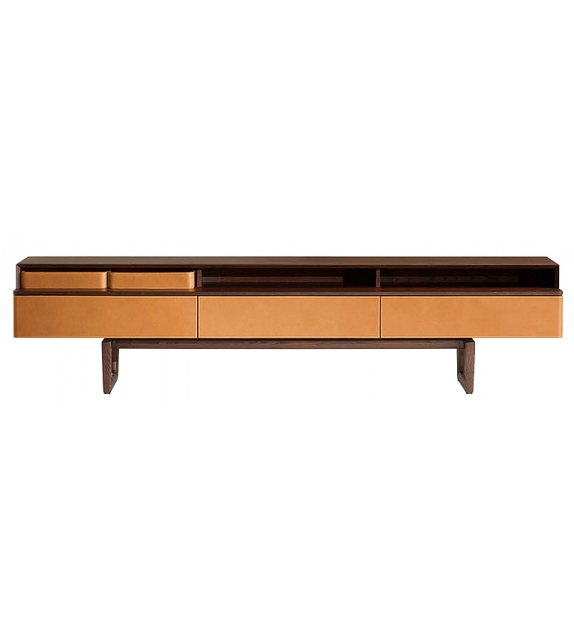 Fidelio Multimedia Cabinet Poltrona Frau Buffet