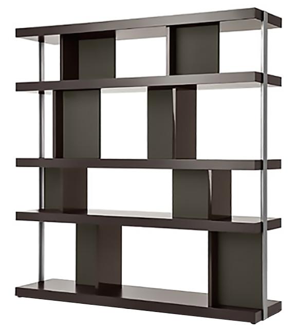 Jobs Bookcase Mueble Para Libros Poltrona Frau