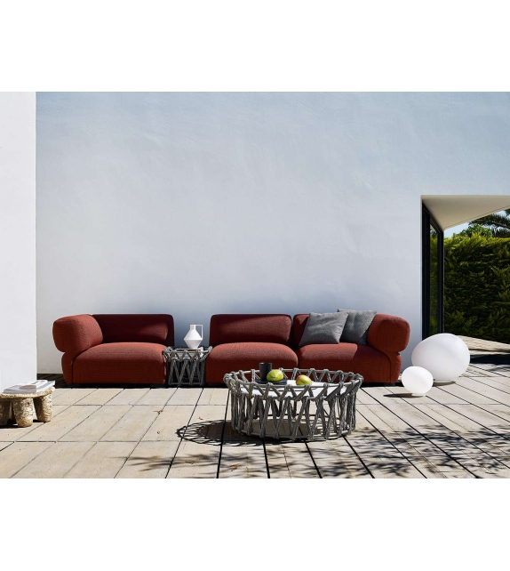 Butterfly B&B Italia Outdoor Sofa