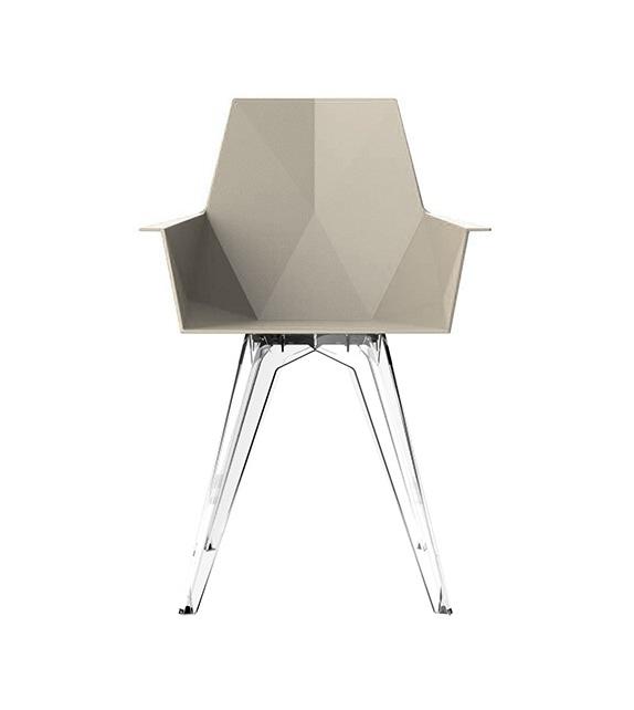 Faz Set of 4 Chairs Vondom