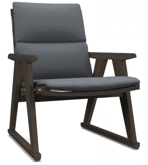Gio B&B Italia Outdoor Chaise