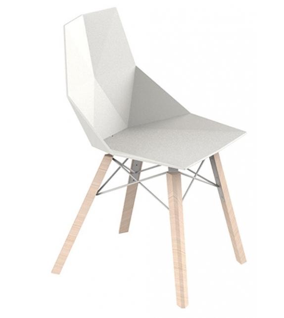 Faz Wood Vondom Chaise