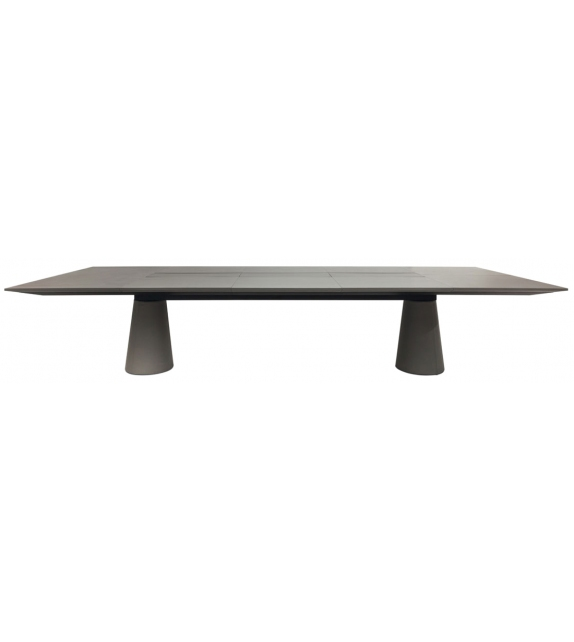 Mesa Due Meeting Table Poltrona Frau