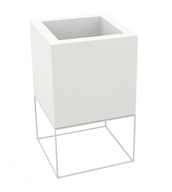 Vela Boîte à fleurs Cube Vondom