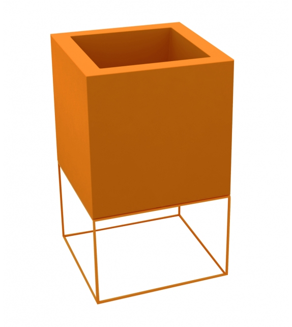Vela Boîte à fleurs Nano Cube Vondom