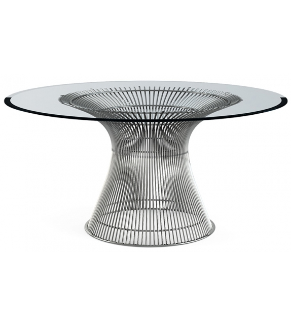 Ready for shipping - Platner Knoll Table