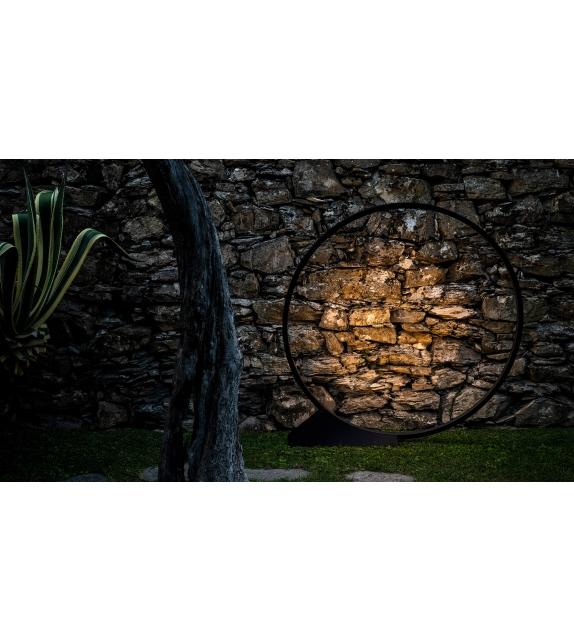 """""""O"""" Artemide Outdoor Floor Lamp"""